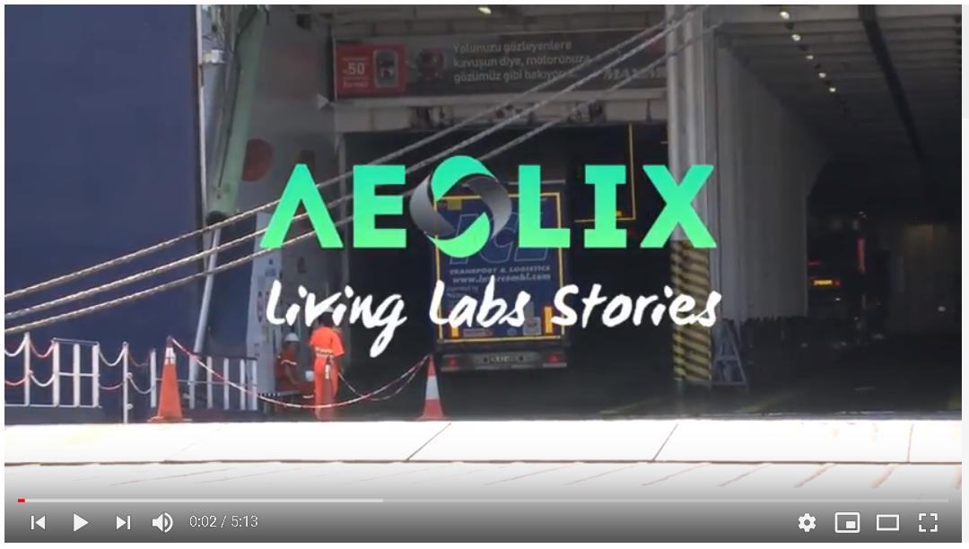 Intermodal e-customs Living Lab in Trieste, Italy
