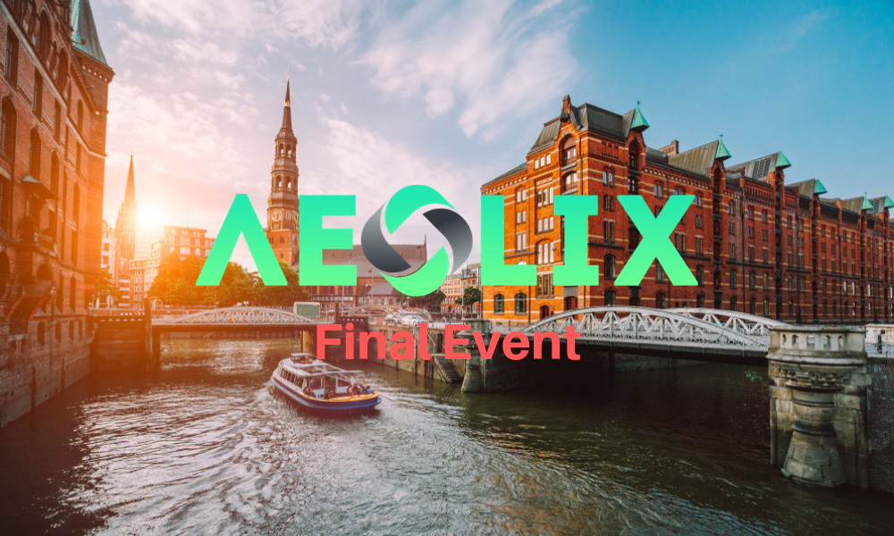 SAVE THE DATE: AEOLIX Final Event: The future of logistics data exchange and services