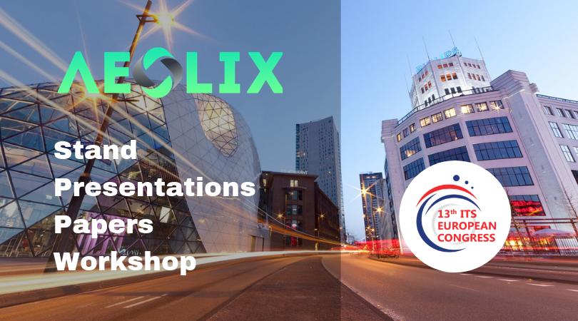 AEOLIX at ITS European Congress 2019
