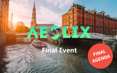 AEOLIX Hamburg final event programme is now confirmed
