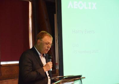Harry Evers