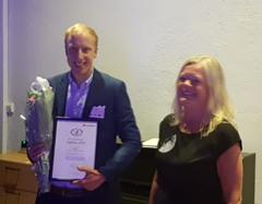 AEOLIX paper wins DB Schenker's best doctoral paper award at Nofoma 2019
