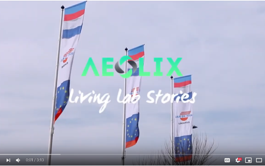 AEOLIX Living Lab Stories #9 –  Jan de Rijk Logistics